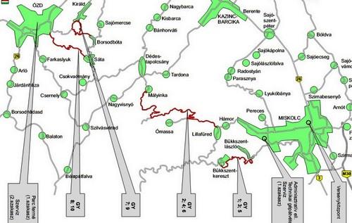 eger rally 2013 térkép Miskolc Rally 2013. programok, térképek eger rally 2013 térkép