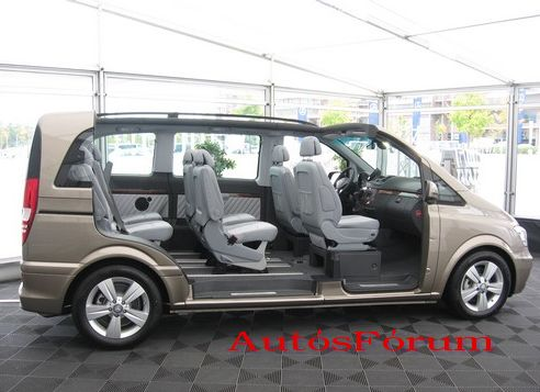 mercedes viano belso ter