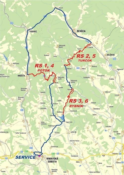 eger rally térkép 2010. Salgótarján Rally Salgó Gemer ralli eger rally térkép