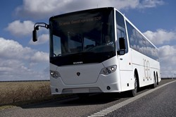 Scania OmniExpress uj busz